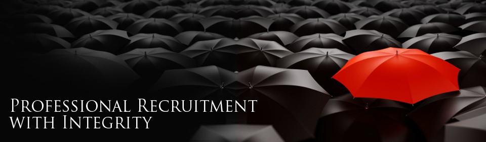 Professional Recruitment with Integrity